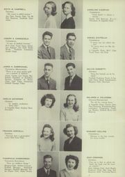 Page 14, 1947 Edition, Mont Pleasant High School - Montaneer Yearbook (Schenectady, NY) online yearbook collection