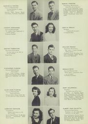 Page 17, 1947 Edition, Mont Pleasant High School - Montaneer Yearbook (Schenectady, NY) online yearbook collection