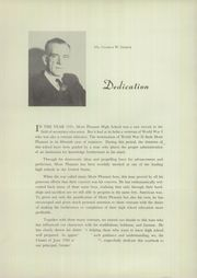Page 4, 1947 Edition, Mont Pleasant High School - Montaneer Yearbook (Schenectady, NY) online yearbook collection