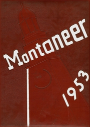 1953 Edition, Mont Pleasant High School - Montaneer Yearbook (Schenectady, NY)