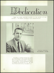 Page 12, 1955 Edition, Mont Pleasant High School - Montaneer Yearbook (Schenectady, NY) online yearbook collection