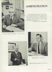 Page 15, 1957 Edition, Mont Pleasant High School - Montaneer Yearbook (Schenectady, NY) online yearbook collection