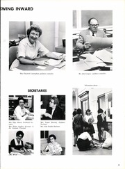 Page 15, 1966 Edition, Mont Pleasant High School - Montaneer Yearbook (Schenectady, NY) online yearbook collection