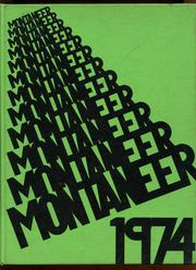 1974 Edition, Mont Pleasant High School - Montaneer Yearbook (Schenectady, NY)
