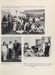 Page 11, 1972 Edition, South Side High School - Colonnade Yearbook (Rockville Centre, NY) online yearbook collection