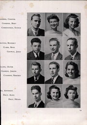 Page 23, 1942 Edition, Freeport High School - Voyageur Yearbook (Freeport, NY) online yearbook collection