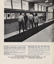 Page 6, 1969 Edition, Art And Design High School - Prism Yearbook (New York, NY) online yearbook collection