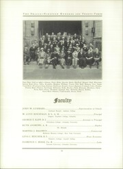 Page 12, 1923 Edition, White Plains High School - Oracle Yearbook (White Plains, NY) online yearbook collection