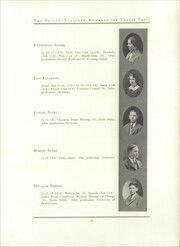 Page 17, 1923 Edition, White Plains High School - Oracle Yearbook (White Plains, NY) online yearbook collection
