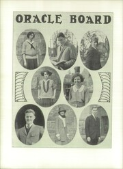 Page 6, 1923 Edition, White Plains High School - Oracle Yearbook (White Plains, NY) online yearbook collection