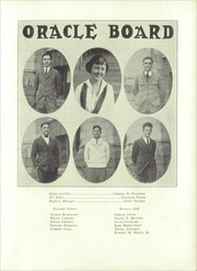 Page 7, 1923 Edition, White Plains High School - Oracle Yearbook (White Plains, NY) online yearbook collection