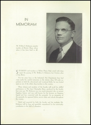 Page 11, 1942 Edition, White Plains High School - Oracle Yearbook (White Plains, NY) online yearbook collection