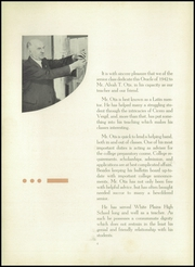Page 8, 1942 Edition, White Plains High School - Oracle Yearbook (White Plains, NY) online yearbook collection