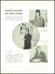 Page 13, 1957 Edition, White Plains High School - Oracle Yearbook (White Plains, NY) online yearbook collection