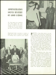 Page 14, 1957 Edition, White Plains High School - Oracle Yearbook (White Plains, NY) online yearbook collection