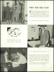 Page 16, 1957 Edition, White Plains High School - Oracle Yearbook (White Plains, NY) online yearbook collection