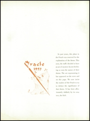 Page 5, 1957 Edition, White Plains High School - Oracle Yearbook (White Plains, NY) online yearbook collection