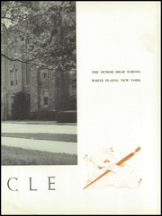 Page 7, 1957 Edition, White Plains High School - Oracle Yearbook (White Plains, NY) online yearbook collection