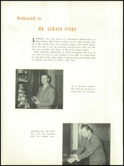 Page 8, 1957 Edition, White Plains High School - Oracle Yearbook (White Plains, NY) online yearbook collection