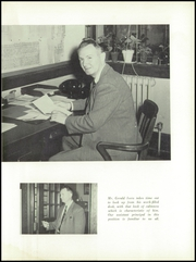 Page 9, 1957 Edition, White Plains High School - Oracle Yearbook (White Plains, NY) online yearbook collection