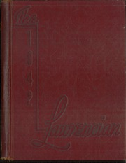 1942 Edition, Lawrence High School - Lawrencian Yearbook (Cedarhurst, NY)