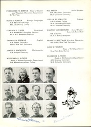 Page 15, 1942 Edition, Lawrence High School - Lawrencian Yearbook (Cedarhurst, NY) online yearbook collection