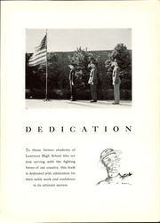 Page 9, 1942 Edition, Lawrence High School - Lawrencian Yearbook (Cedarhurst, NY) online yearbook collection