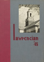1948 Edition, Lawrence High School - Lawrencian Yearbook (Cedarhurst, NY)