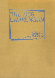 1956 Edition, Lawrence High School - Lawrencian Yearbook (Cedarhurst, NY)