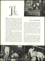 Page 134, 1956 Edition, Lawrence High School - Lawrencian Yearbook (Cedarhurst, NY) online yearbook collection
