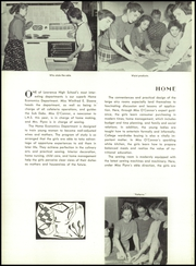 Page 136, 1956 Edition, Lawrence High School - Lawrencian Yearbook (Cedarhurst, NY) online yearbook collection
