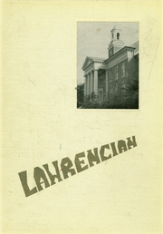 1957 Edition, Lawrence High School - Lawrencian Yearbook (Cedarhurst, NY)