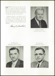 Page 13, 1958 Edition, Lawrence High School - Lawrencian Yearbook (Cedarhurst, NY) online yearbook collection