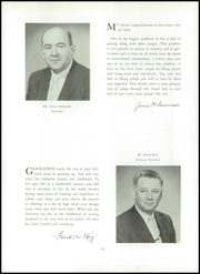 Page 14, 1958 Edition, Lawrence High School - Lawrencian Yearbook (Cedarhurst, NY) online yearbook collection
