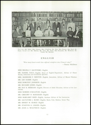 Page 16, 1958 Edition, Lawrence High School - Lawrencian Yearbook (Cedarhurst, NY) online yearbook collection