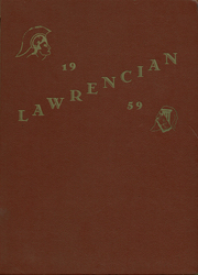 1959 Edition, Lawrence High School - Lawrencian Yearbook (Cedarhurst, NY)