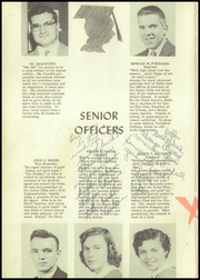 Page 10, 1957 Edition, East Islip High School - Redmen Yearbook (Islip Terrace, NY) online yearbook collection