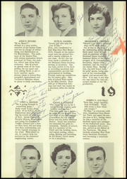 Page 12, 1957 Edition, East Islip High School - Redmen Yearbook (Islip Terrace, NY) online yearbook collection