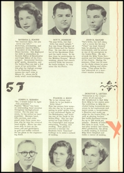 Page 15, 1957 Edition, East Islip High School - Redmen Yearbook (Islip Terrace, NY) online yearbook collection