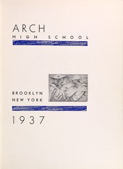 Page 7, 1937 Edition, Erasmus Hall High School - Arch Yearbook (Brooklyn, NY) online yearbook collection