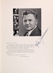Page 9, 1937 Edition, Erasmus Hall High School - Arch Yearbook (Brooklyn, NY) online yearbook collection
