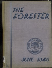 Page 1, 1946 Edition, Forest Hills High School - Forester Yearbook (Forest Hills, NY) online yearbook collection