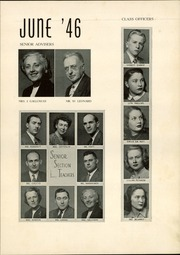 Page 11, 1946 Edition, Forest Hills High School - Forester Yearbook (Forest Hills, NY) online yearbook collection