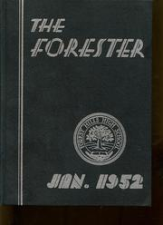 Forest Hills High School - Forester Yearbook (Forest Hills, NY) online yearbook collection, 1952 Edition, Page 1