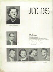 Page 14, 1953 Edition, Forest Hills High School - Forester Yearbook (Forest Hills, NY) online yearbook collection