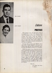 Page 10, 1956 Edition, Jamaica High School - Folio Yearbook (Jamaica, NY) online yearbook collection