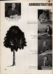 Page 14, 1956 Edition, Jamaica High School - Folio Yearbook (Jamaica, NY) online yearbook collection