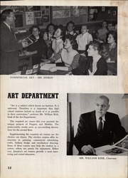 Page 16, 1956 Edition, Jamaica High School - Folio Yearbook (Jamaica, NY) online yearbook collection