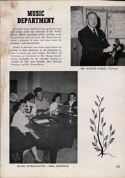 Page 17, 1956 Edition, Jamaica High School - Folio Yearbook (Jamaica, NY) online yearbook collection