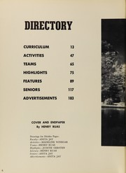 Page 10, 1958 Edition, Jamaica High School - Folio Yearbook (Jamaica, NY) online yearbook collection